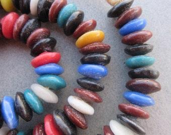 Ashanti Glass Beads
