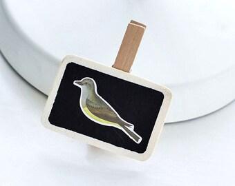 45 Pcs Bird Planner Stickers Decorative Stickers Die Cut Stickers