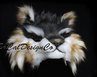 Commissioned Animal Masks, Commissioned Mask, Custom Cat Mask, Custom Animal Masks, Cat Mask, Cat Masquerade Mask, One Of A Kind Mask