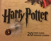 Harry Potter Postage Stamps, unused, NEW, mint condition, 20 forever stamps