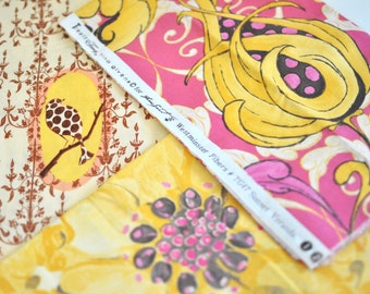 Designer Fabric Pairing: Tina Givens for Freespirit - Treetop Fancy collection