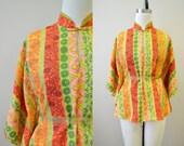 1960s Ja-Na Hawaiian Shirt