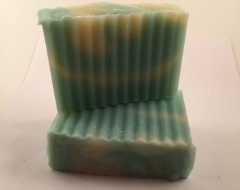 Beautiful Day handmade soap - Artisan cold process soap - Oil Patch Farm - Homemade soap