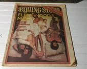 Rolling Stone Fleetwood Mac March 24 1977 Annie leibowitz Stevie Nicks
