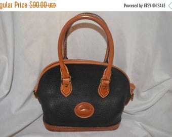 Spring Sale Dooney & Bourke~Vintage Dooney Bourke Bag~ Doomed Norfolk Satchel~ Bag Handbag