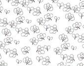 Lilla Rue Ivory White 42411-5 by Lotta Jansdotter for Windham Fabrics