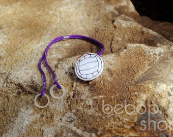 Volleyball - Hearing Aid Cord or Cochlear Implant Cord