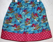 Shimmer and Shine Genies in Training Skirt  Size 2 to 8