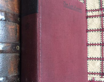 The Last Pioneers  Melvin Levy 1934  Puget Sound Fictional Jewish History Very Rare