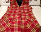 Reserved for Erica. Pendleton vest