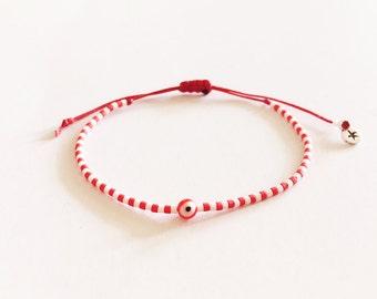 Martis with miyuki beads - Free Shipping
