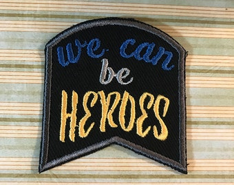 We Can Be Heroes - PATCH