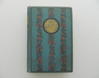 The Dramatic and Poetical Works of William Shakespeare. Antique Illustrated Book. Circa early 1900. Victorian Library.