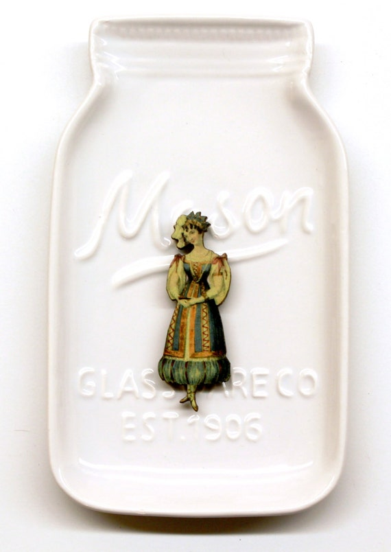 Victorian Lady #11 Needle Minder