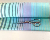 The Pier Tinte Azul Fabric by the inch. Please read description.