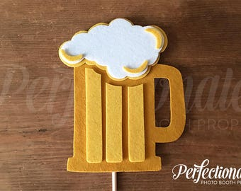 Beer Prop | Beer Stein | St Patricks Prop | Butter Beer | Photo Booth Prop