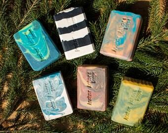 Sailor Men Soap Collection