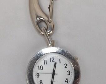 Vintage Fada Industries pocket watch Steampunk Industrial