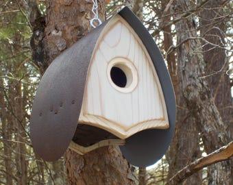 MODERN BIRDHOUSES | UNIQUE Birdhouse | Artistic Birdhouses