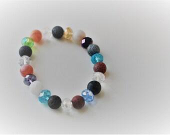 handmade beaded bracelt