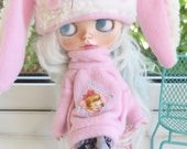 Blythe Cosy Sweatshirt, Hat & Tights Outfit (BD22016)