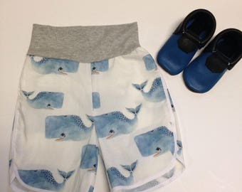 Whale of a Tale Shorts Custom Size LIMITED