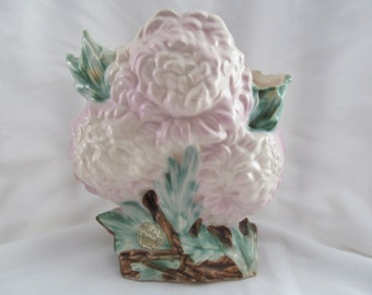 McCoy Rare Vintage Chrysanthemum Vase