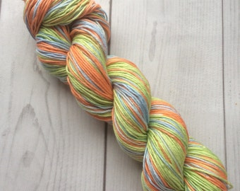 Arizona dreams. - Lyocell (eucalyptus viscose rayon) 100% ,handdyed yarn 100g.