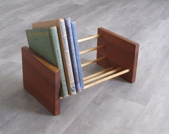 Vintage Wooden Shelf / Book Rack / Book Display