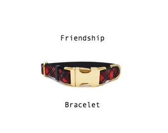 Friendship Bracelet in your choice of print