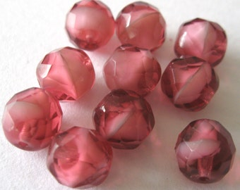 Vintage Givre Beads - E114