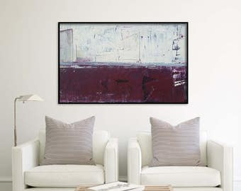 48x30 Painting On Canvas Abstract Canvas Painting Abstract Wall Art Large Abstract Artwork Acrylic painting abstract painting Large painting