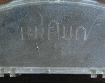 vintage bakelite box made for braun