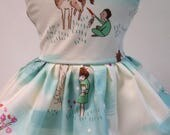 Wander Woods, Sleeveless Dress for your 18 Inch Doll D