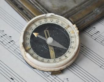 Vintage Russian Soviet Wrist Compass.
