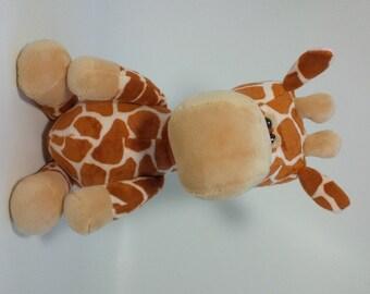 Giraffed Stuffed Animal PATTERN