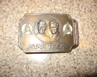 Star Trek Belt buckle-1979
