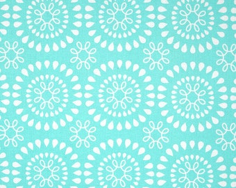 Seafoam Emerson Circles from Michael Miller's Harper Collection