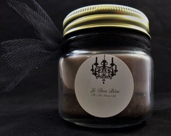8 oz. Mocha Brown Sugar Scrub