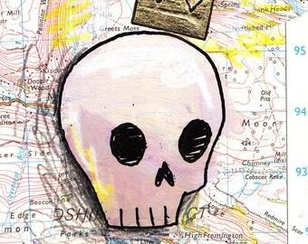 Positivity Skull 3 - You Are Invincible