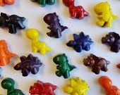 Dinosaur Mini Crayons - 14 Sets of 8 - Great for The Good Dinosaur Party