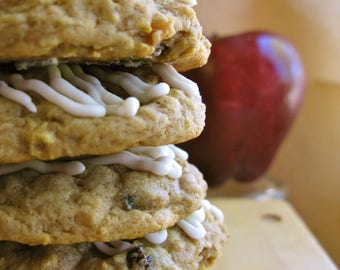 Amazing Apple Maple Cookies