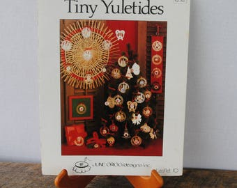 Tiny Yuletides June Grigg Designs Inc.