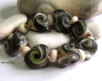 Valhalla Stones, Lampwork Beads, SRA, UK