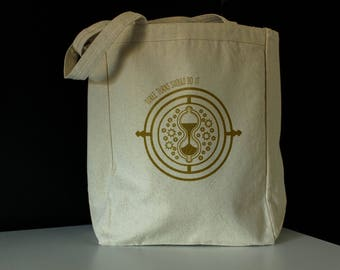 Time Turner Tote Bag