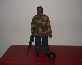 G.I. Joe 12 Inch Classic Doll - gi joe - g i joe - action figure - vintage gi joe - vintage g i joe - collectible gi joe