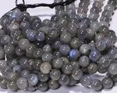 Labradorite  Beads Natural Gemstone Beads Jewelry Making Supplies