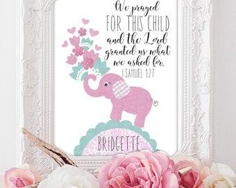GODPARENT GIFTS, godchild gift, Dedication, Christening, baby girl Baptism gifts, Childrens blessing, Child's prayer, Christian keepsake