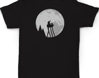 Adventure Time Moon Shirt