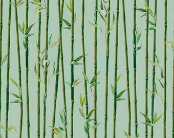 Quilting Treasures - Imperial Panda - Bamboo Stripe